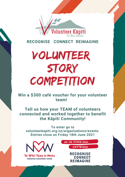 Volunteer Story Competition